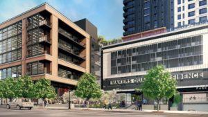 East Village Development