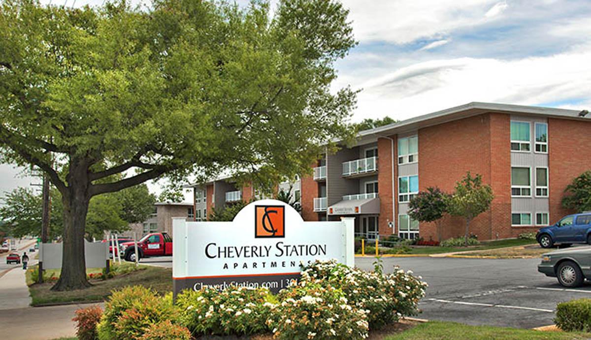 Cheverly Station