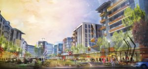 Landmark Redevelopment Rendering